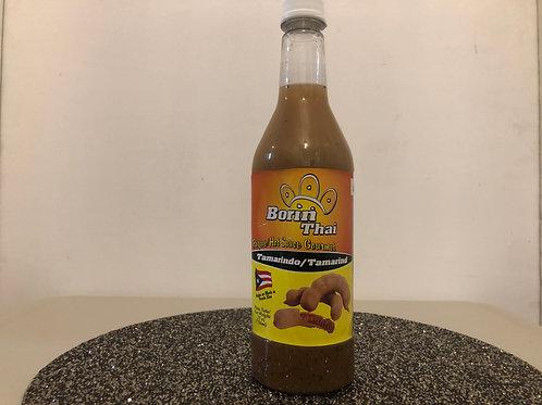 BORIN-THAI Hot Sauce 25 oz - TAMARINDO