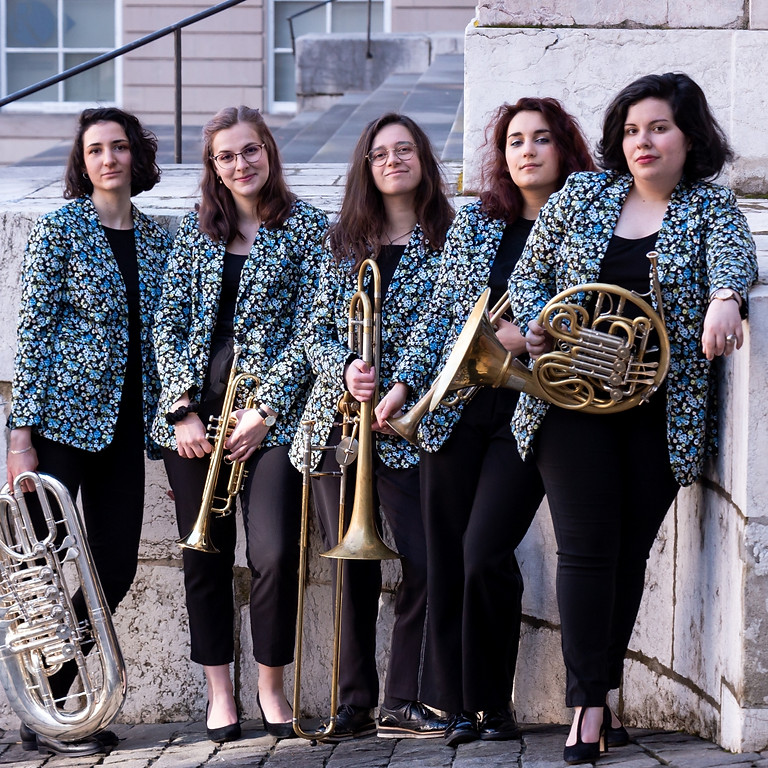 Geneva Brass et Wonder Brass !