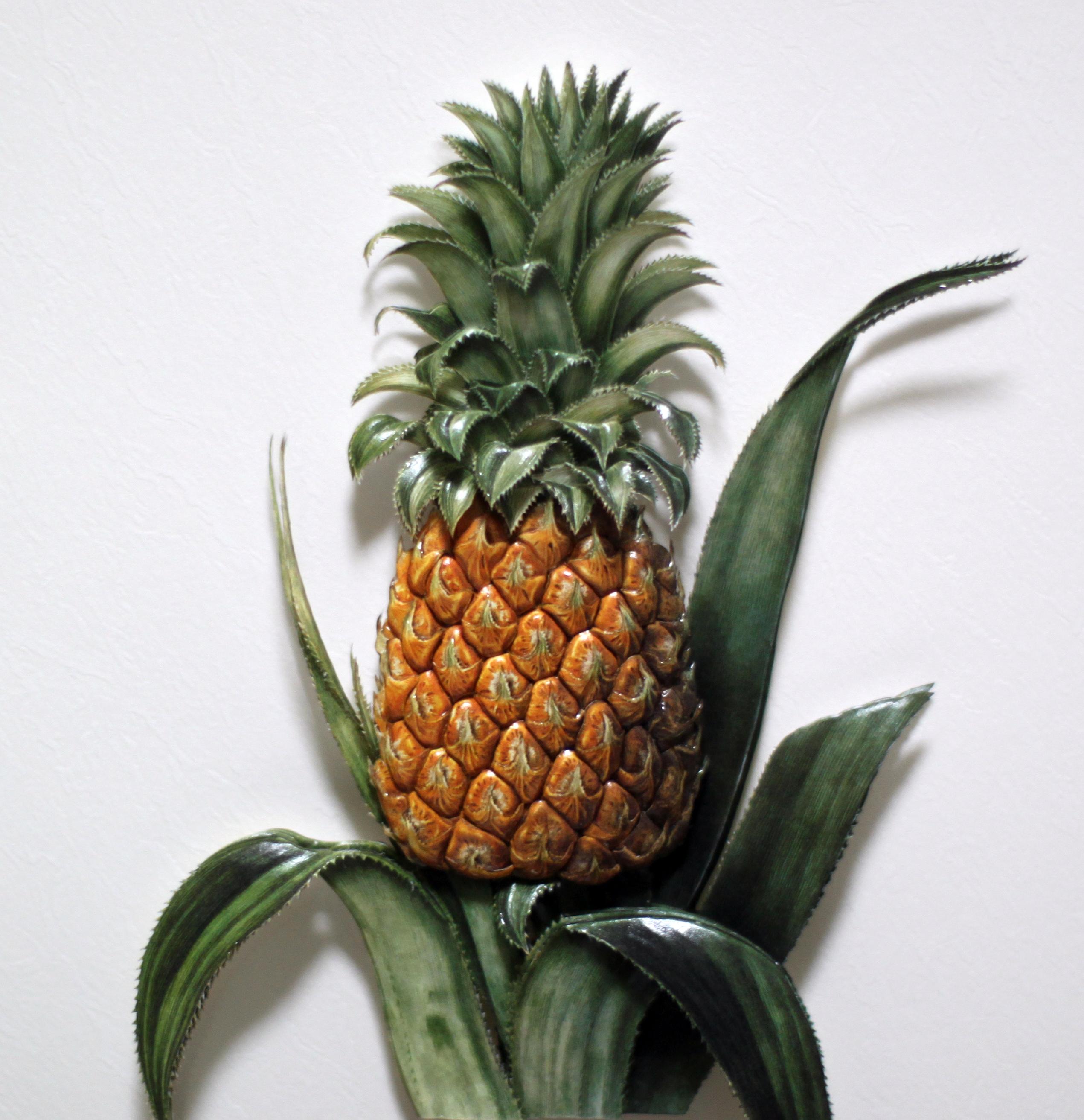 ルデューテのパイナップル