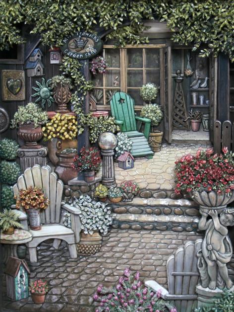 Miss Track's Garden Shop