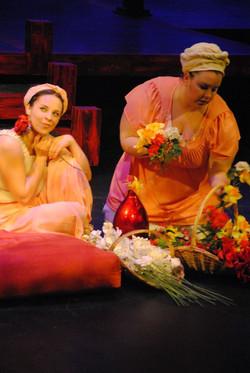 Lucia, The Rape of Lucretia