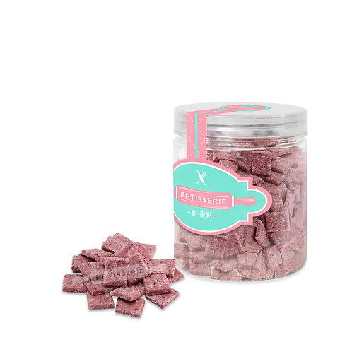 低溫烘焙曲奇 - 野櫻莓柚子曲奇 | Chokeberry Cookies