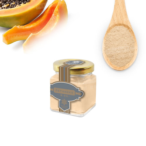 凍乾保健粉 - 木瓜 | Freeze Dried Powder Supplement - Papaya