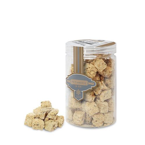凍乾中草本提煉肉粒 - 安寧健 | Freeze Dried Chi Herbal Snacks Supplement - Lingzhi Regimen