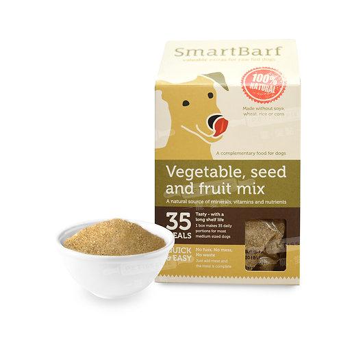 SmartBarf 天然脫水菜粉(大包裝) | SmartBarf Vegetable, Seed & Fruit Mix (Large)