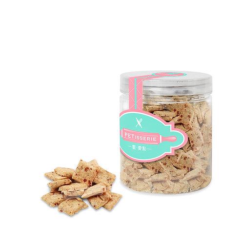 低溫烘焙曲奇 - 養生紅棗曲奇 | Jujube Cookies