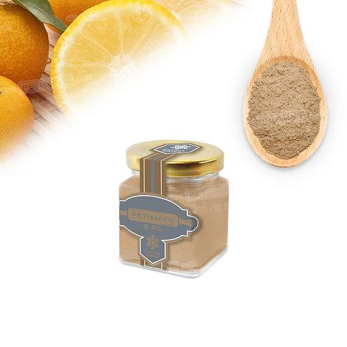 凍乾保健粉 - 柚⼦   Freeze Dried Powder Supplement - Yuzu