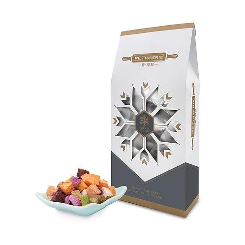 凍乾蔬菜粒粒 | Freeze Dried Organic Chopped Vegetables