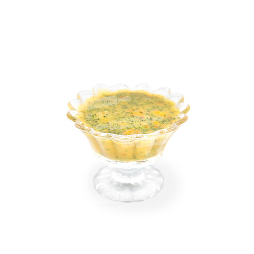 DIY 雞肉南瓜Jello | DIY Chicken & Pumpkin Jello