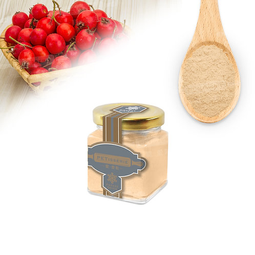 凍乾保健粉 - ⼭渣 | Freeze Dried Powder Supplement - Hawthorn