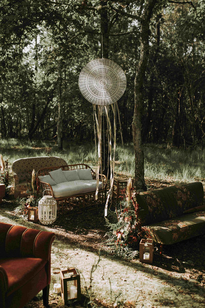 Cocotte et coquette décoration événem