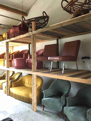 Cocotte et coquette showroom fauteuils s