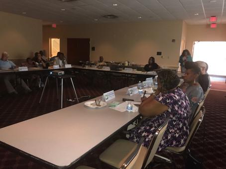 St. Paul's Area Advisory Group Meeting