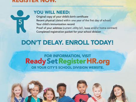 Get Ready for Kindergarten!