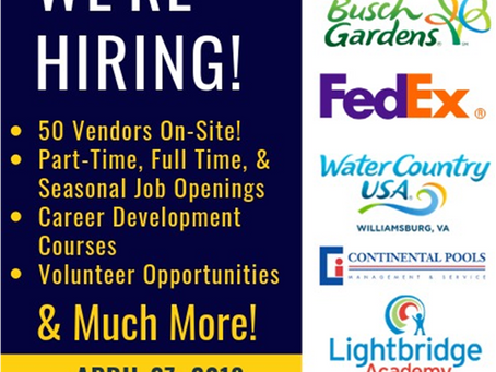 Need a Job? They're Hiring!