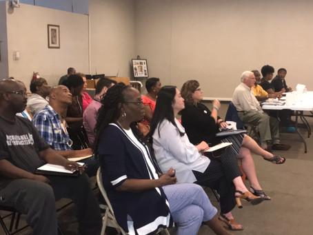 St. Paul's Advisory Group Meets Urban Strategies, Inc.