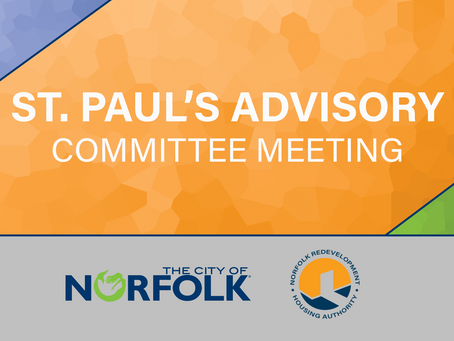 St. Paul's Advisory Committee Meeting - March 16, 2021