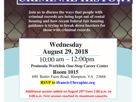 Housing Help for Those With A Criminal Background