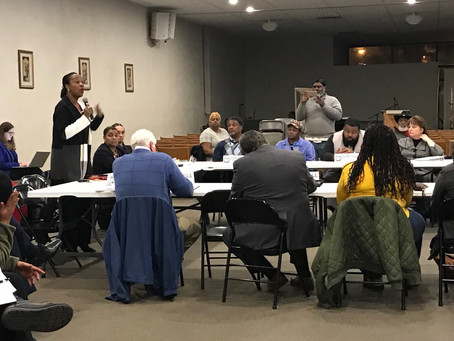 Tonight's St. Paul's Area Advisory Group Meeting - CANCELLED
