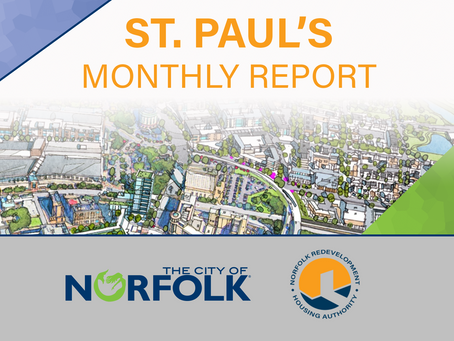 St. Paul's Montly Report - January/February 2021