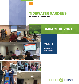 Tidewater Gardens Impact Report