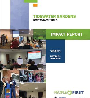 Tidewater Gardens Impact Report