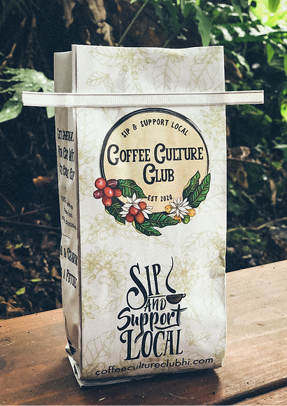 Coffee Culture Club Coffee Bag