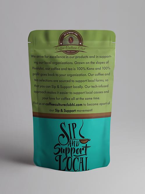 Organic Loose-Leaf Ko'oko'olau Tea