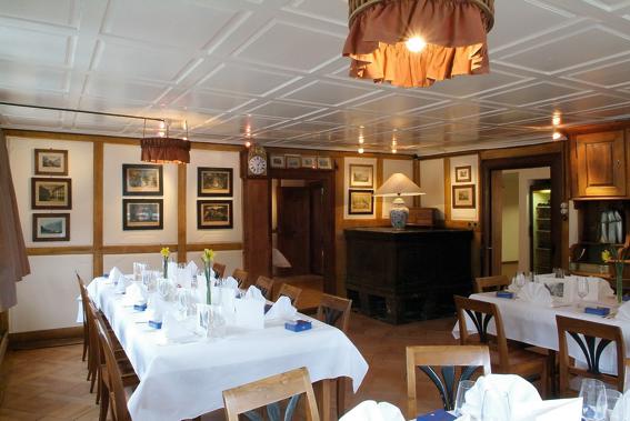Saal Hotel - Interior