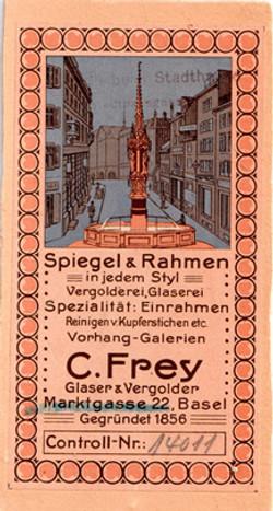 C. Frey Spiegel & Rahmen