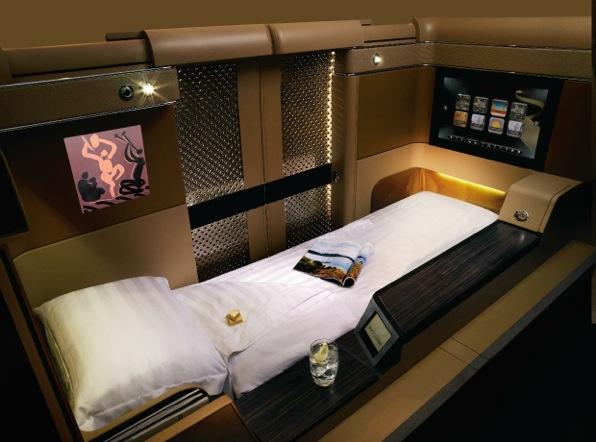 Concept Airline Interior