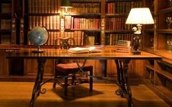 Library Antiques - Concept