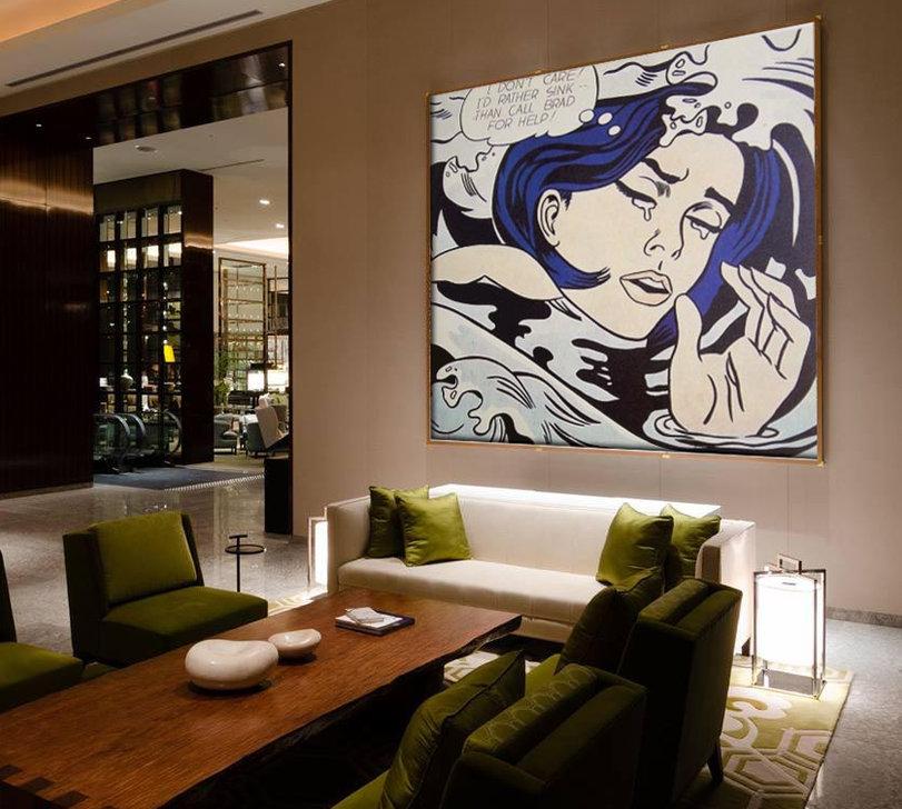 Roy Lichtenstein Artinic