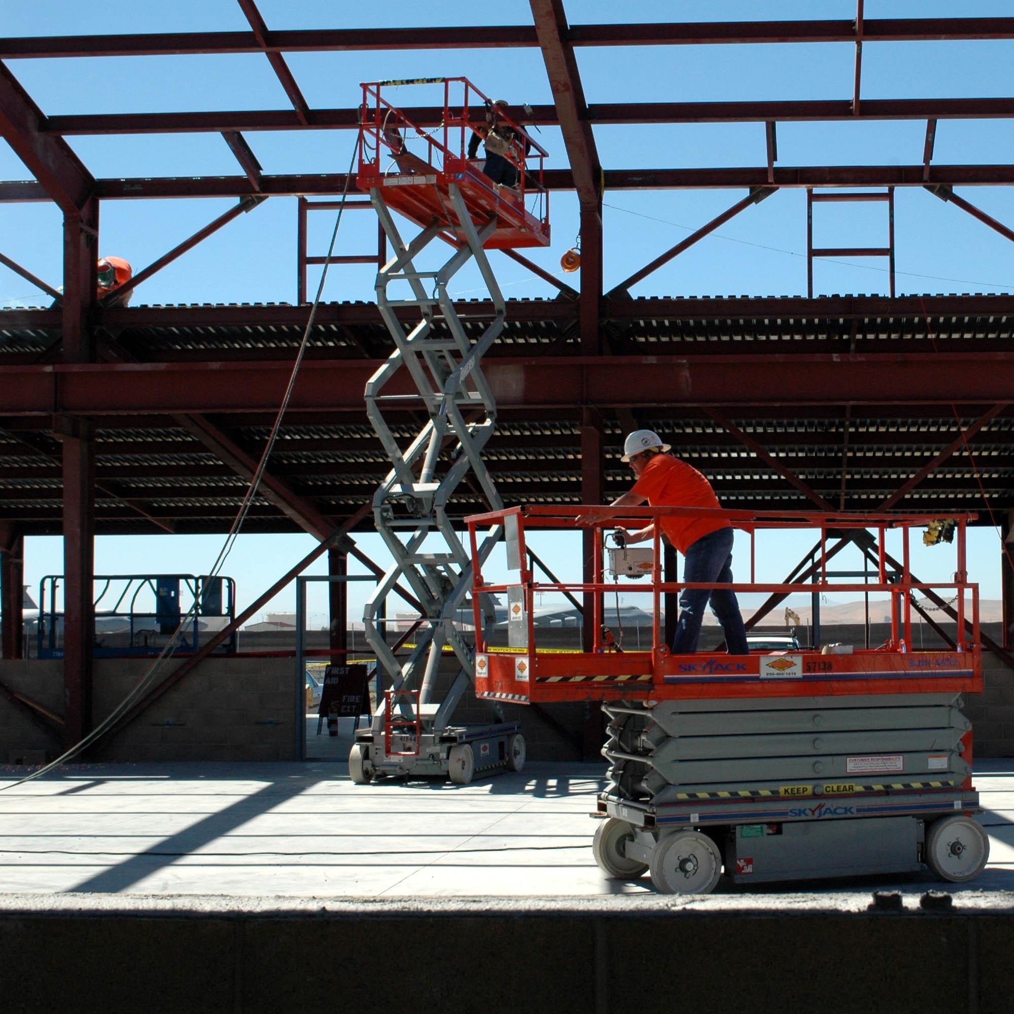 Mobile Elevated Work Platforms (EWP)