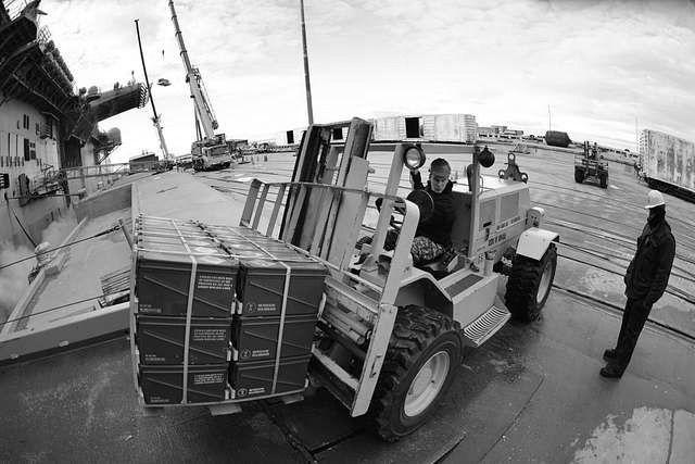 F Endorsement - Forklift