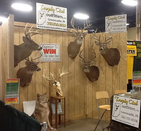 Midwest indiana deer hunting outfitter guide
