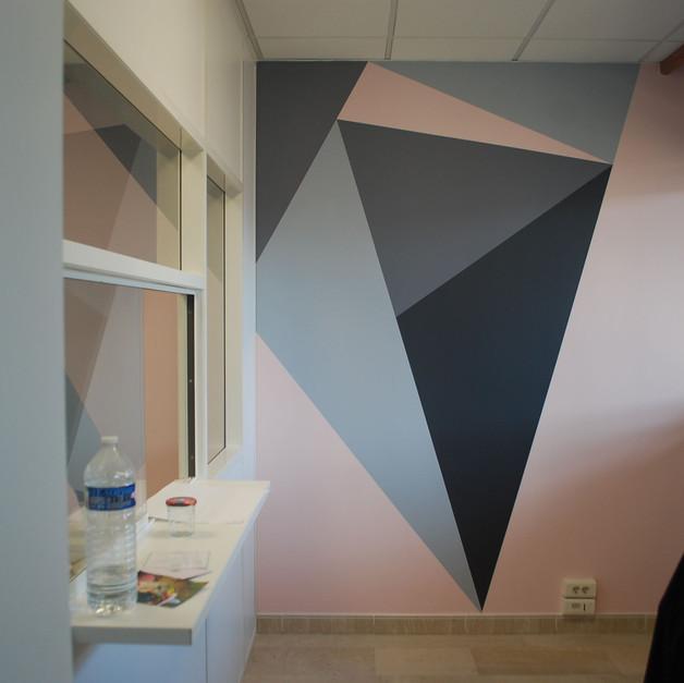 Fresque géométrique
