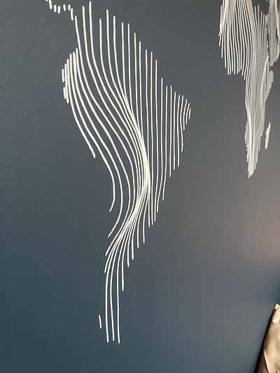 fresque monde chambre bleue-pigmenterre