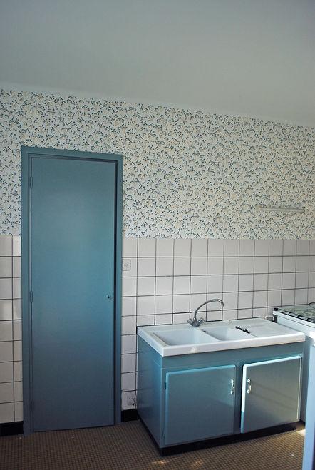 Décoration cuisine rétro champetre Atelier Pigmenterre