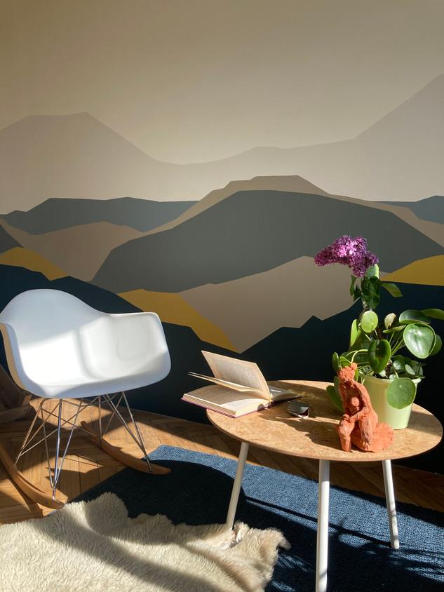 Fresque couleurs haut de gamme Atelier Pigmenterre