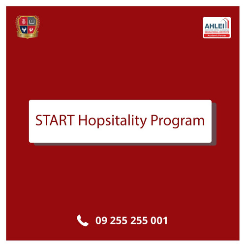 START Hopsitality Program Course