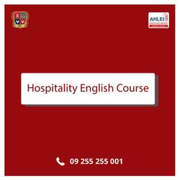 Hospitality English Course Course