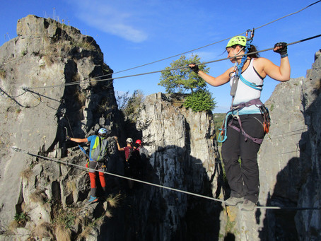 Cursus Via Ferrata 2019