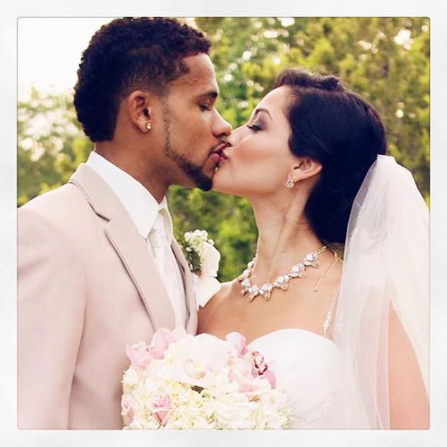 Love love love my brides 😍 hair by _hal