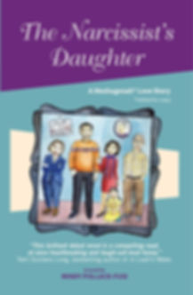 The Narcissist's Daughter cover