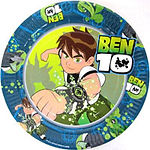 BUY Ben 10 party supplies online - Click to shop for Ben 10 party supplies
