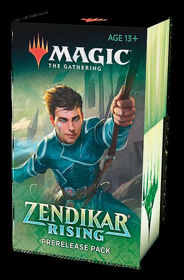 Zendikar Rising Prelease Kit