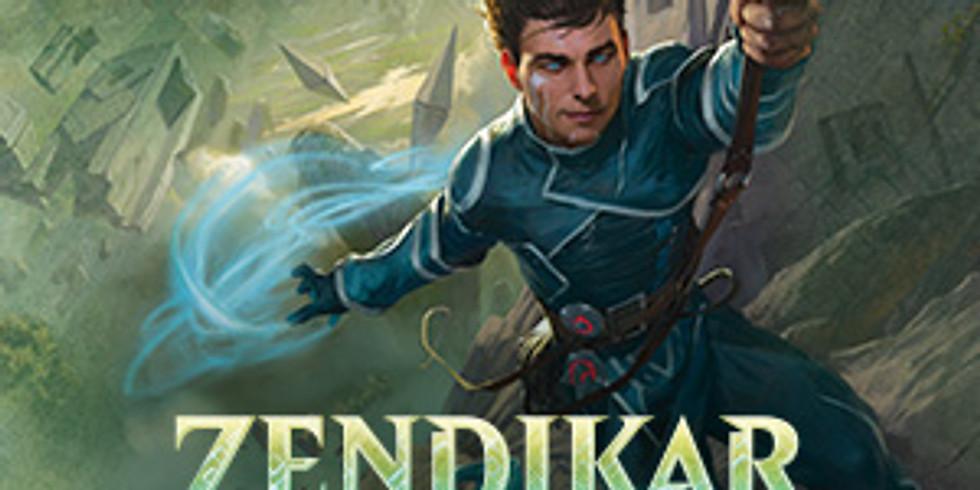 Prerelease Zendikar Rising Sunday