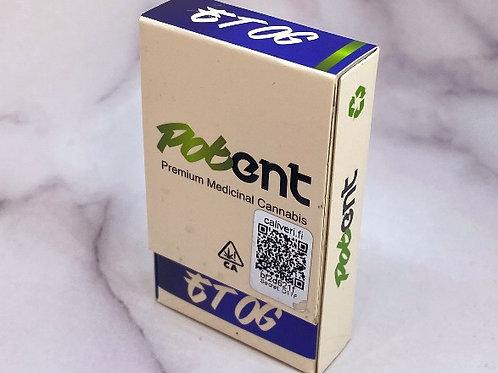 Potent Premium Distillate Carts - ET OG (Hybrid)