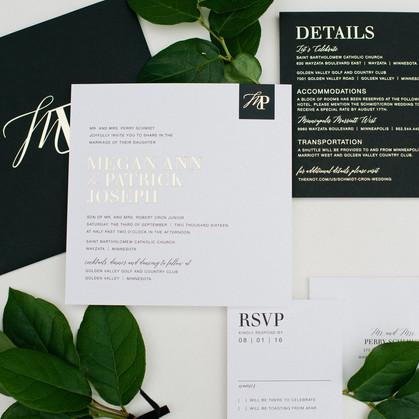 M + P WEDDING